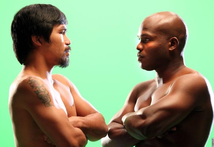 Pacquiao vs Bradley 9 junio 2012 En Vivo y Online