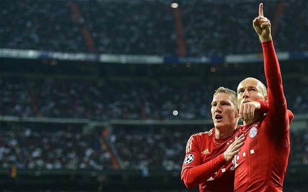 Bayern Munich 2012