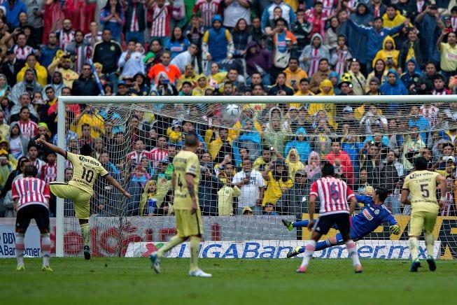 America vs Chivas Clasico Nacional Apertura 2016