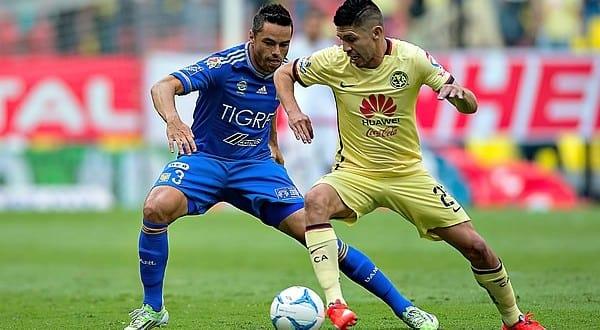 America vs Tigres Apertura 2016
