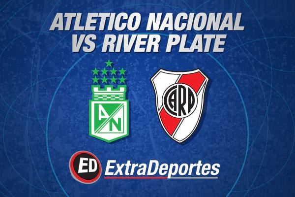 Atletico Nacional vs River Final Copa Sudamericana 2014