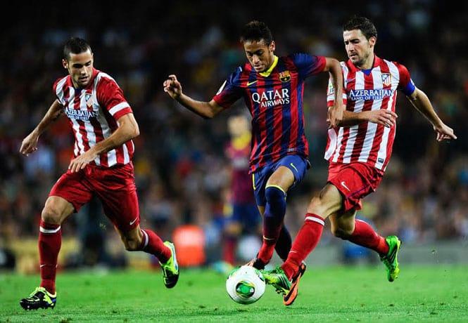 Atletico de Madrid vs Barcelona Copa del Rey