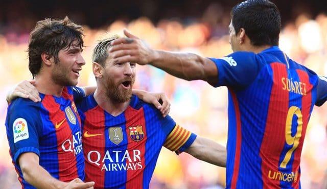 Barcelona Liga Santander 2016