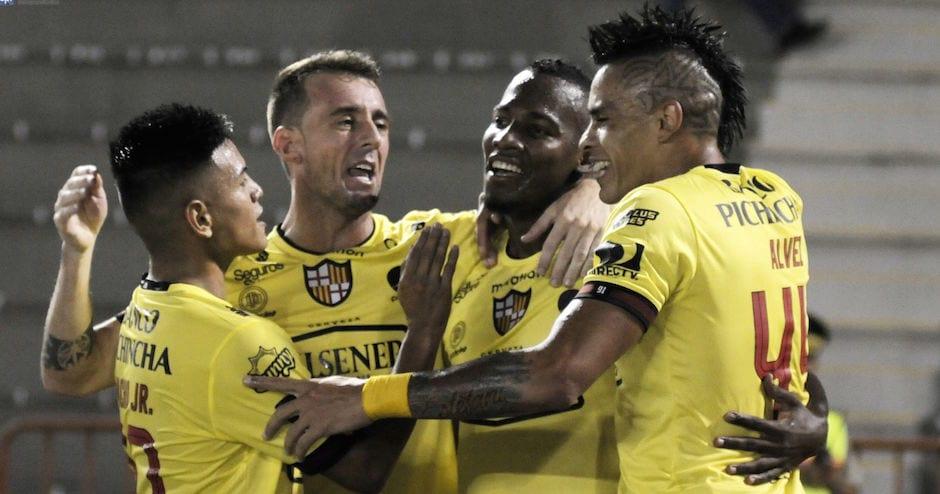 Barcelona SC Partidos 2016