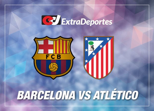 Barcelona vs Atletico Madrid En Vivo 2017 Online