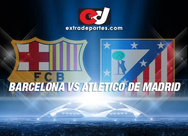 Barcelona vs Atletico de Madrid Fecha 38 Liga BBVA 2014
