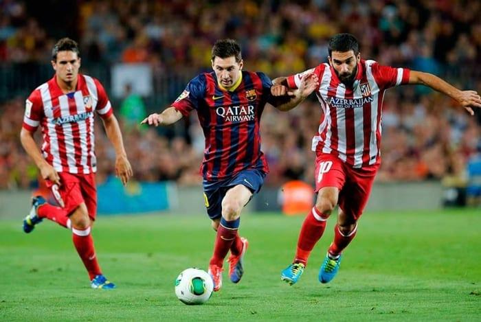 Barcelona vs Atletico de Madrid Copa del Rey