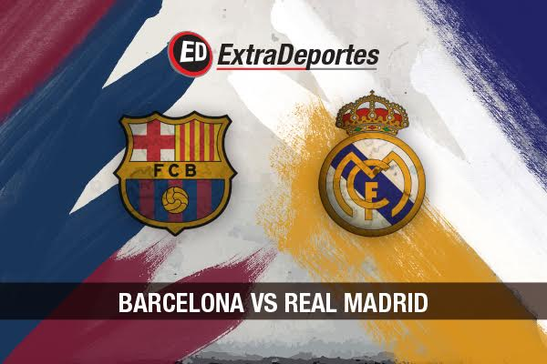 Barcelona vs Real Madrid 2 abril 2016