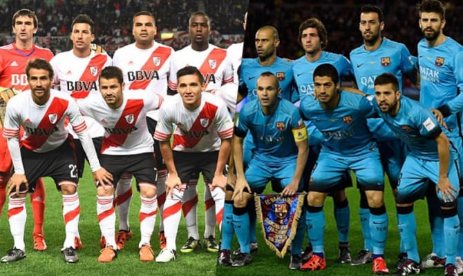 Barcelona vs River Plate Final Mundial de Clubes