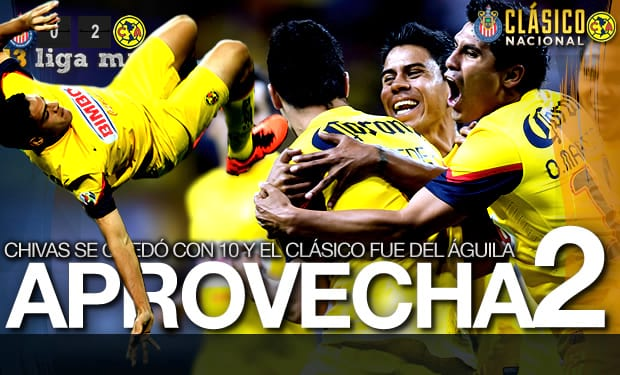 Chivas vs America 2013