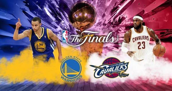 Golden State Warriors vs Cleveland Cavaliers Cavs