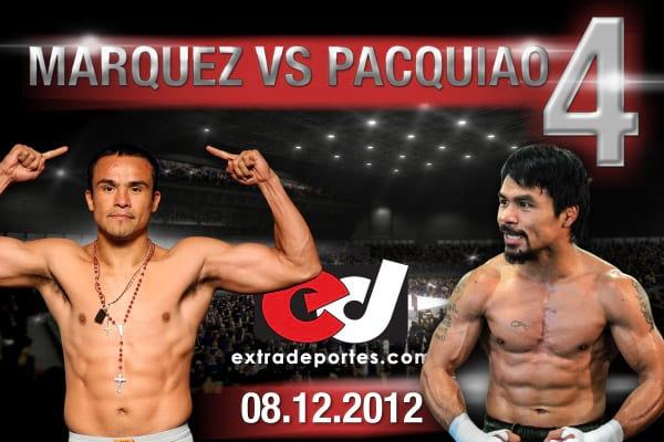 Juan Manuel Marquez vs Manny Pacquiao 2012