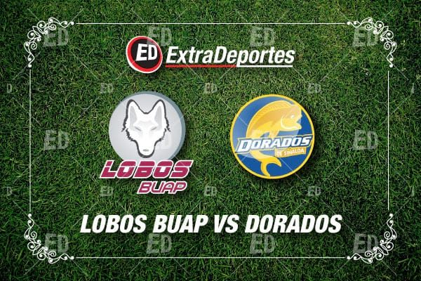 Lobos BUAP vs Dorados
