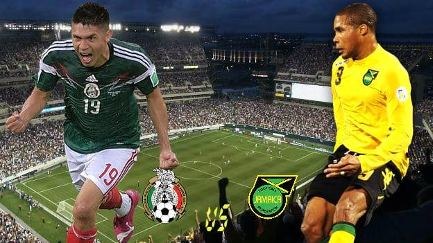 México vs Jamaica Copa Oro 2015