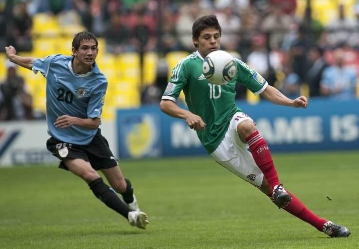 México vs Uruguay Sub 20