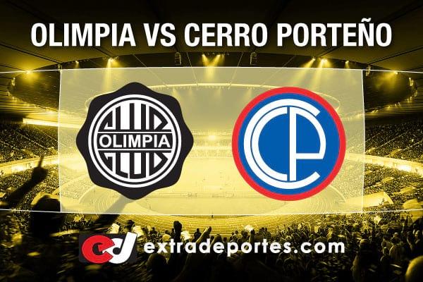 Olimpia vs Cerro Porteño
