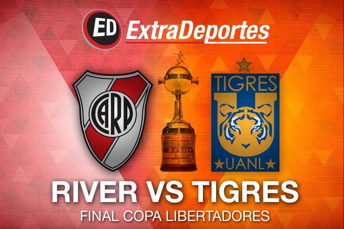 River Plate vs Tigres UANL Final Copa Libertadores