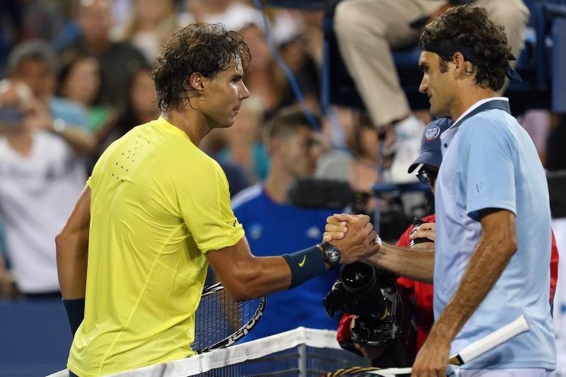 Roger Federer vs Rafael Nadal 2013
