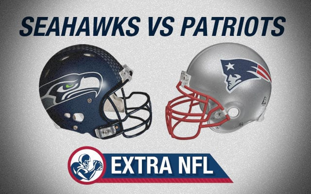 Seahawks vs Patriots Super Bowl 2015