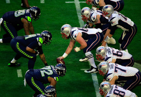 Seahawks vs Patriots Super Bowl 49