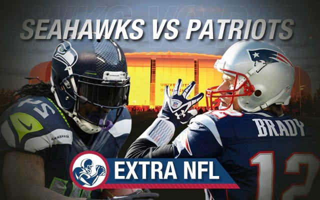 Seattle Seahawks vs New England Patriots