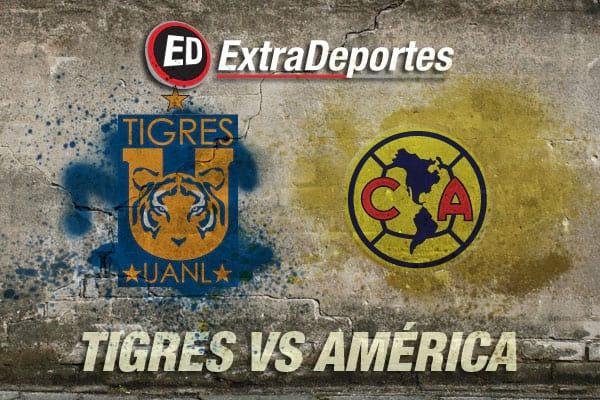 Tigres vs América por Extradeportes