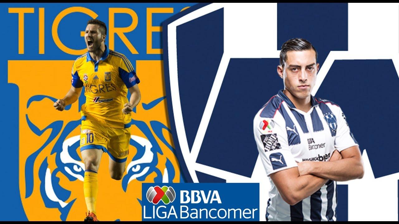 Tigres vs Monterrey 2015 Clasico Regio 105