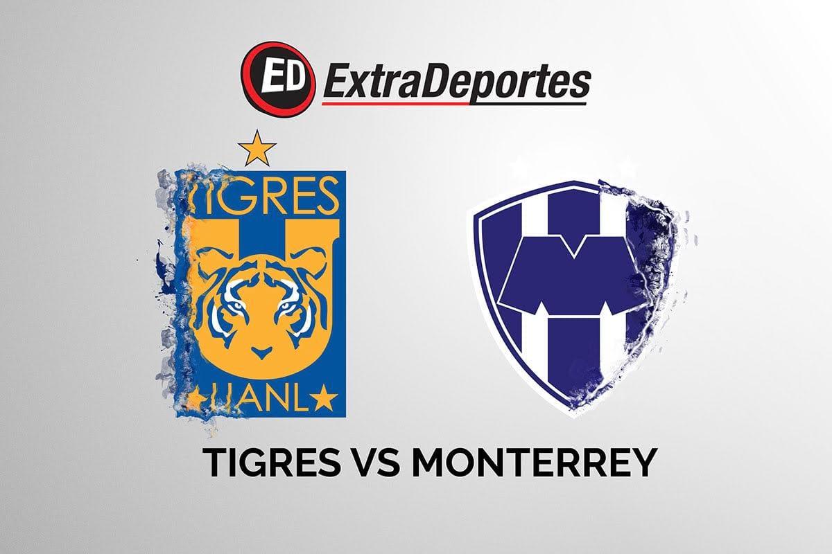 Tigres vs Rayados Monterrey Clasico Regio