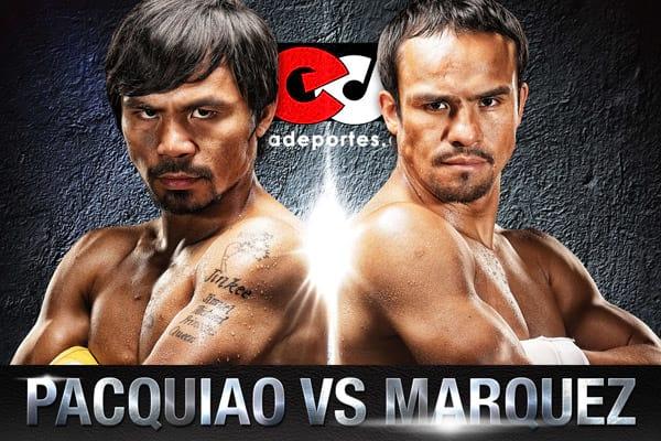 Pacquiao vs Marquez 2012
