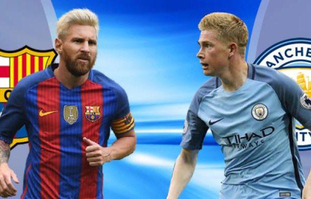 Barcelona vs Manchester City En Vivo Champions 2016