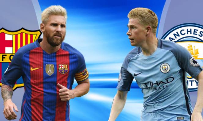 Barcelona vs Manchester City En Vivo Champions 2016