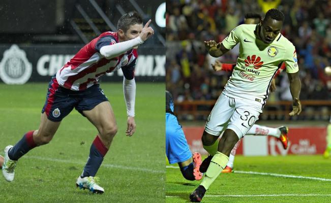 Chivas vs América En Vivo Copa MX 2016