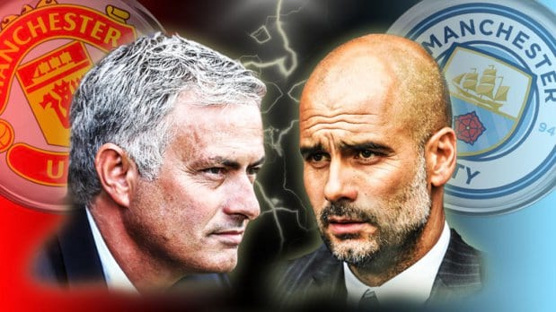 Manchester United vs Manchester City En Vivo 2017 Online
