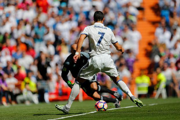 Real Madrid Gol de Cristiano Ronaldo