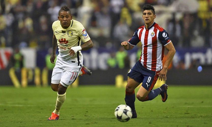 America vs Chivas En Vivo Clausura 2017