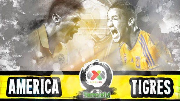 America vs Tigres En Vivo Final Apertura 2016