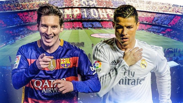 Barcelona vs Real Madrid En Vivo 2017 Messi vs Cristiano Online