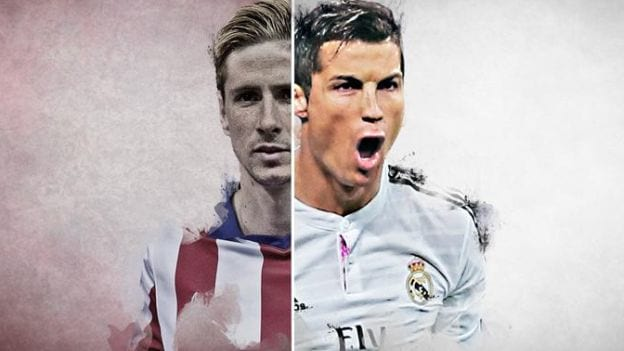 Real Madrid vs Atletico de Madrid EN Vivo 2017 Online