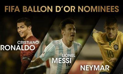 Cristiano Ronaldo vs Messi vs Neymar