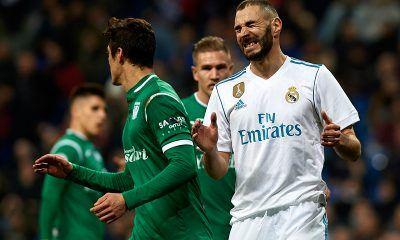 Real Madrid vs Leganes Liga de Espana