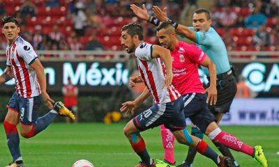 Monarcas Morelia vs Chivas
