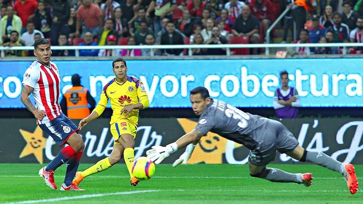 Resultado  Chivas vs América (0-2) Clausura 2019 - Memes ca55ddf25b9af